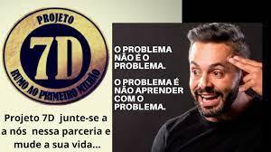 Curso Projeto 7D